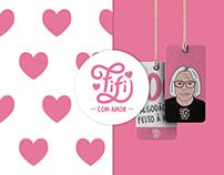 Brand Design | Fifi com amor