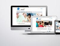 Halton Pathways Responsive Webdesign