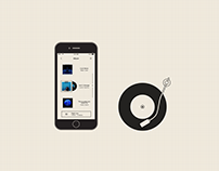 Long Play - music player