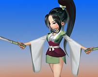 Chinese Sword Master 2015