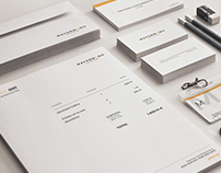 MayorMono Studio | Basic Stationery