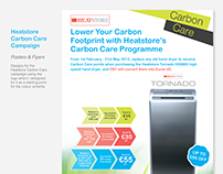 Heatstore Carbon Care Campaign