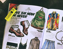 Featured on Cheeze Mag #140