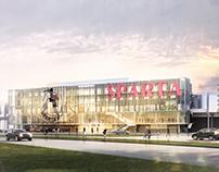 Sparta stadium - Rotterdam