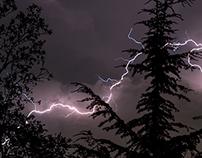 An Oklahoma Lightning Storm