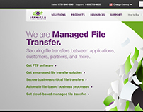 Ipswitch File Transfer Website