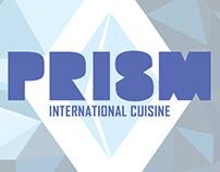 Prism Restaurant Branding