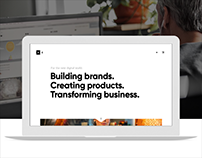 K2 agency - brand refresh & website redesign