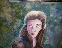 Arwen Acrylic Qash