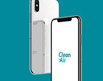 Clean Air | BRAND PROPOSAL
