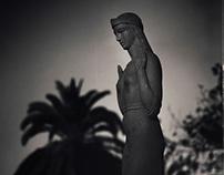 Los Angeles / Black & White