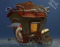 Circus Car
