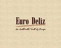 [歐風 Euro Deliz] Restaurant Branding