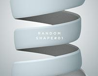 RANDOM SHAPE#01