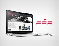 PDR Rework Website