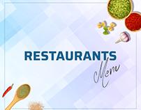 Chilman Restaurant Menu 2019