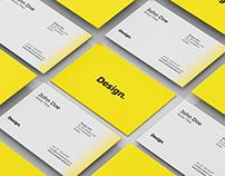 Projet Business Card Design