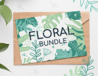 Floral Elements Bundle