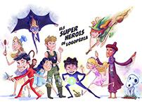 Els Super Herois de Logopèdia