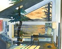 Dream Studio Interior