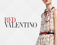 RED VALENTINO – DIGITAL PROPOSAL