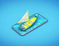 Дримсим — Сим-карта для путешествий | Promo