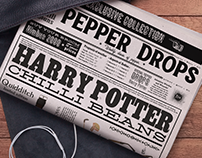 Special Pepper Drops Harry Potter | Chilli Beans