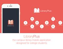 LibraryPlus Application