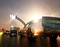 NASCAR BANQUET 2013 Graphics