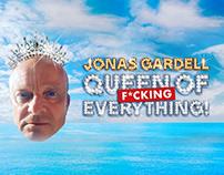 KAMPANJSIDA FÖR JONAS GARDELL