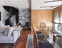The Collector's Apartment by AMBIDESTRO