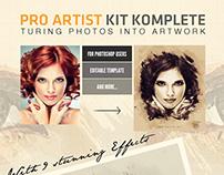 Pro Artist Kit - Instant Art