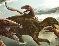 Paleoart - dinosaurs