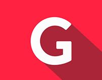 GameDen - Gaming Social Network Website Design