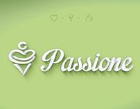[Branding] Passione - Icecream Shop