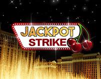Jackpot Strike Casino Logo & Branding