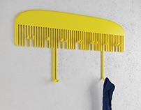 clothes rail COMB