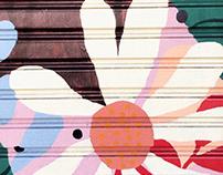 Mural Painting | Botanista Café