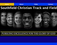 SCS Track Mock Website