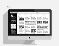 Portal de noticias | Diario web