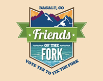 Friends of the Fork – Political Campaign Branding