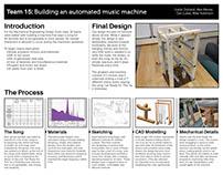 Chime Machine (Engineering Design Tools)