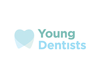 Young dentists, 2 logos