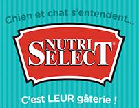 Vidéo promotionnelle Nutriselect