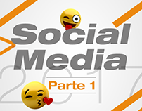 Social Media 2017 - Parte 1