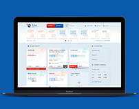 MTBank, online-banking interface