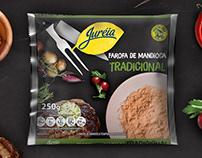 Projeto de Design de Embalagem de Farofa da Juréia