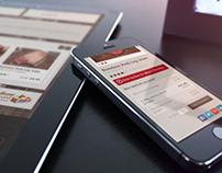 GBMC Responsive E-commerce Website II (WIP)