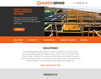 OlioTech Web Design Project