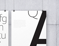 Amazon Typography Poster Series